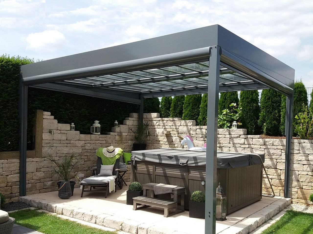 Rogner Vario Dach Terrassendach-Manufaktur
